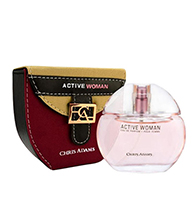 ادکلن زنانه اکتیو وومن - Chris Adams Active Woman Pour Femme EDP 80ml