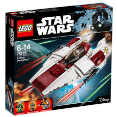 لگو سري Star Wars مدل A Wing Starfighter 75175