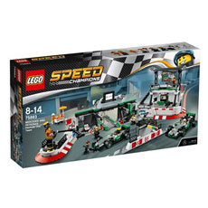 لگو سری Speed مدل Mercedes AMG Petronas Formula One Team 75883