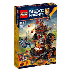 لگو سری Nexo Knights مدل General Magmars Siege Machine Of Doom 70321