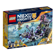 لگو سریNexo Knights مدلRunias Lock And Roller 70349